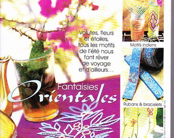 sewing and embroidery n 5 magazine 2nd trim 2004