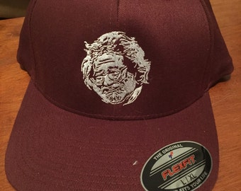 Grateful Dead Jerry Garcia embroidered  hat