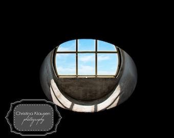 Window Architectural Photography. Cloud photo. Window Photo. St. Peter's Basilica. Rome. Roma. Window. Fine Art Photography