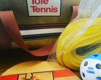 Tote Tennis-Never Used!