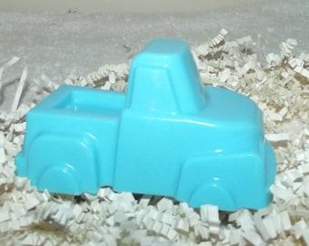 Keep on Truckin' Glycerin Soap, Truck Soap, Fun Truck Soap, Boy Party Favor, Boy Birthday Favor, Truck Party Favor, Truck Party