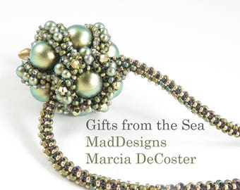 Gifts of the Sea Green Tutorial and Kit