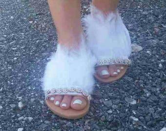 "Handmade sandals ""Chloe"""