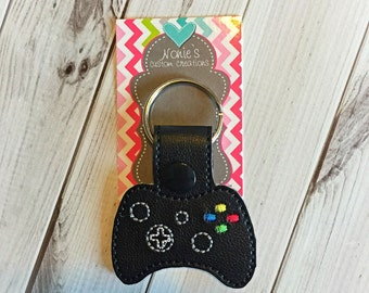 Game Controller Key Chain - Video Game Control - Video Game Key Chain - Game Geek Keychain - Video Game Keychain - Gamer Key Chain