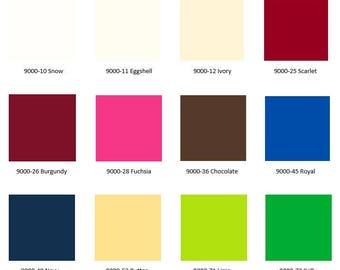 Northcott - ColorWorks Premium Solid 9000 - Quilters Grade Solid Color Cotton Fabric - Fabric by the Yard in Select Colors