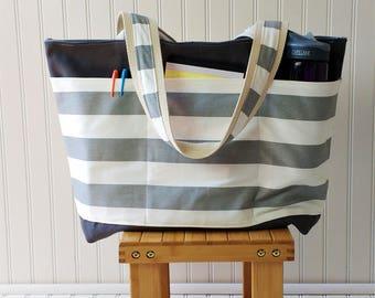 Teacher Bag - Teacher Bags - Teacher Gift - Tote Bag with Pockets - Teacher Tote Bag - Teacher Tote - Gifts for Teachers- Teacher Bag Canvas