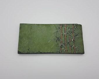 Green Bamboo Slate