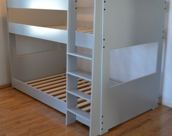 Bunk beds for 10 inch thick mattresses