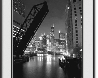 Chicago Photography - Chicago Print of the skyline