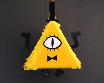 Bill Cipher (Gravity Falls) Piñata
