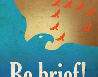 Twitter Propaganda Poster version 1