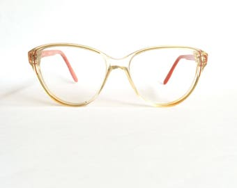 Deadstock vintage 1980's Casa 4016 B Glasses. Made in Italy.