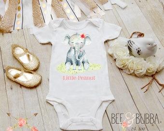 Brand-new Elephant baby onesie   Etsy WP73