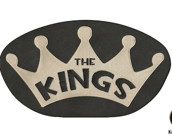 The Kings Patch Large Embroidered Fallout 4