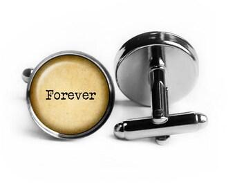 Forever Cufflinks