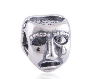 Theatre Mask Charm  ddc91d065886