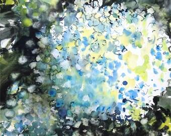 "Fresh Pick No.369, 22""x30"", original watercolor"