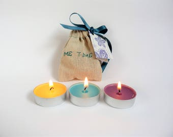 Candle Gift Idea, Little something gift, Hostess gift, gift for friend, teacher gift, thank you present