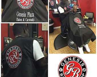Custom Capes! - Your Brand. Your Style. Embroidery is extra.