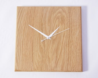Wooden Clock - Simplistic/Fancy Hands - SOLD OUT