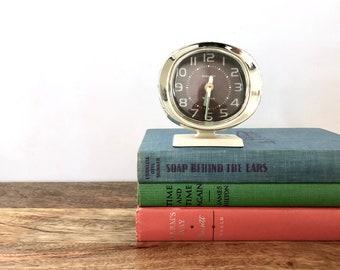 Vintage Clock | Westclox Baby Ben Metal Alarm Clock | Vintage Collectible, Decor
