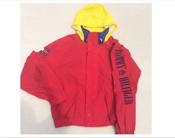 Vintage Tommy Hilfiger Jacket wVdRhi