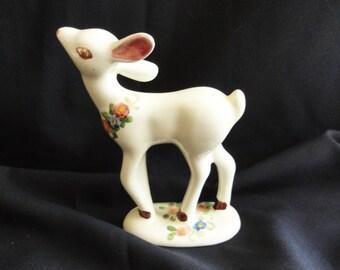 Vintage Rookwood Pottery Pasadena California Deer Figurine Reba Rookwood?