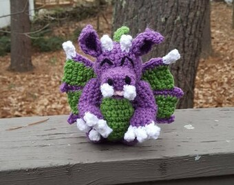 Handcrafted Mini Dragon Hatchling