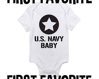 US Marine bébé grenouillère Body chemise douche cadeau grossesse annonce de naissance révèlent nourrisson nouveau-né - 24M vétéran militaire emporter mignon