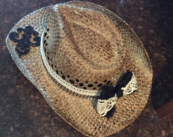 Customer Toddler Size Cowgirl hat