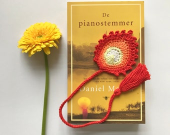 Crochet Bookmark