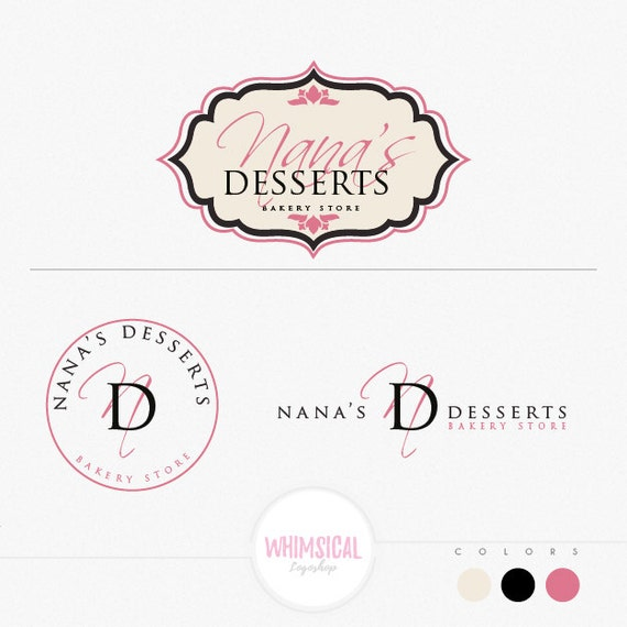 Sticker Design Bakery