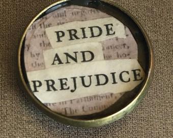 Pride and Prejudice pin
