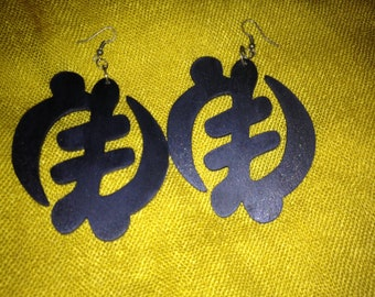Gye Nyame Earrings