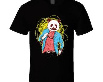 Weird Panda Bear T-shirt