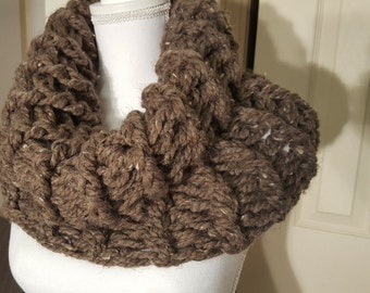 Warm and Colorful Outlander Claire Cowl Available in 3 colors