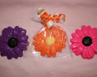 Set of 20 Chocolate DAISY Party Favors