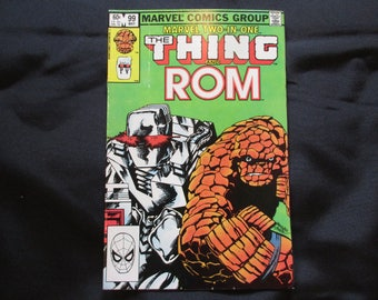 Marvel Two-In-One #99 Marvel Comics 1983