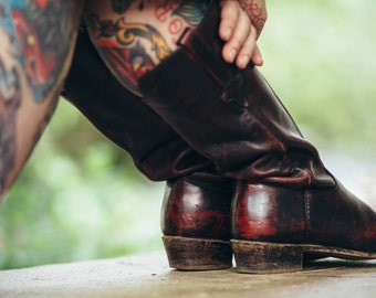 Those boots - Photography Print