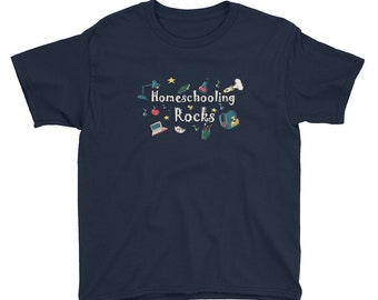 Homeschooling T-shirt for Kids