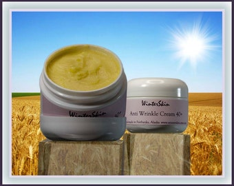 Anti Wrinkle Cream 40+ with Wheat Germ Oil