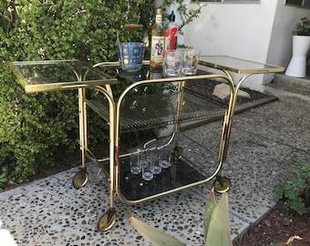 MID CENTURY MODERN Bar panier (Los Angeles)