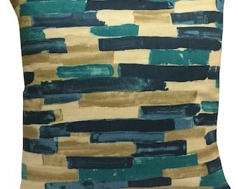 Scion Meiko Topaz Blue Cushion Cover