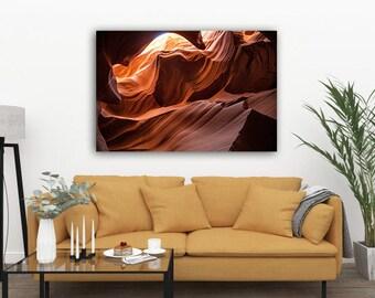Grand Canyon Landscape Canvas Wall Art Print on Canvas Art Wall Grand Canynon Canvas Art Print + FREE SHIPPING