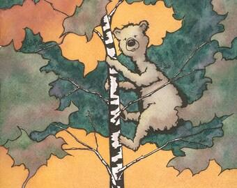 Bear Cub and Friend 2