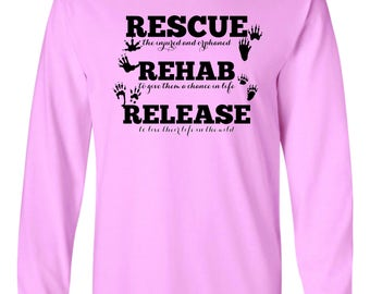Wildlife Rescue Longsleeve