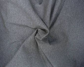 Heathered Blue jeans/gray ATY Nylon Stretch fabric sold by the Yard