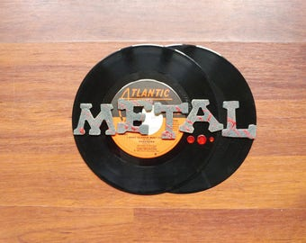 Music Sign on 45 Records - METAL
