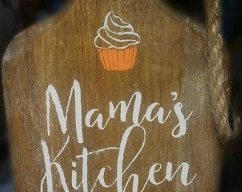 Mama's kitchen paddle