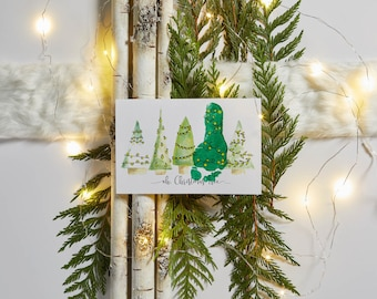 Oh, Christmas Tree - Christmas Card Pack